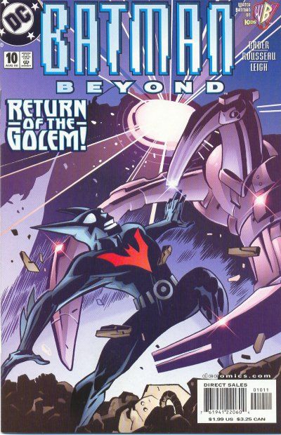 Batman Beyond Vol 2 10