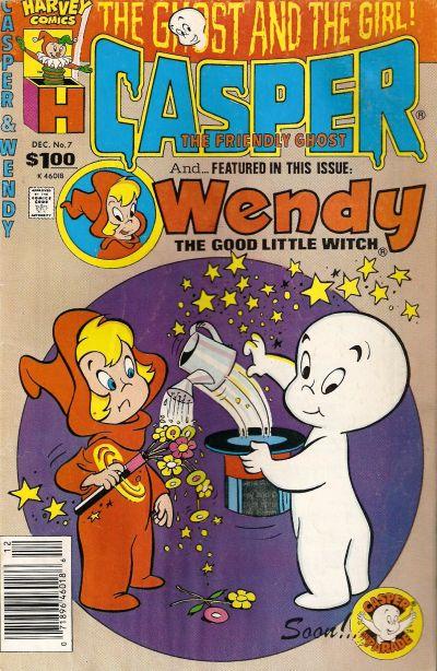 Casper And... Vol 1 7