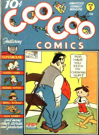Coo Coo Comics Vol 1 3