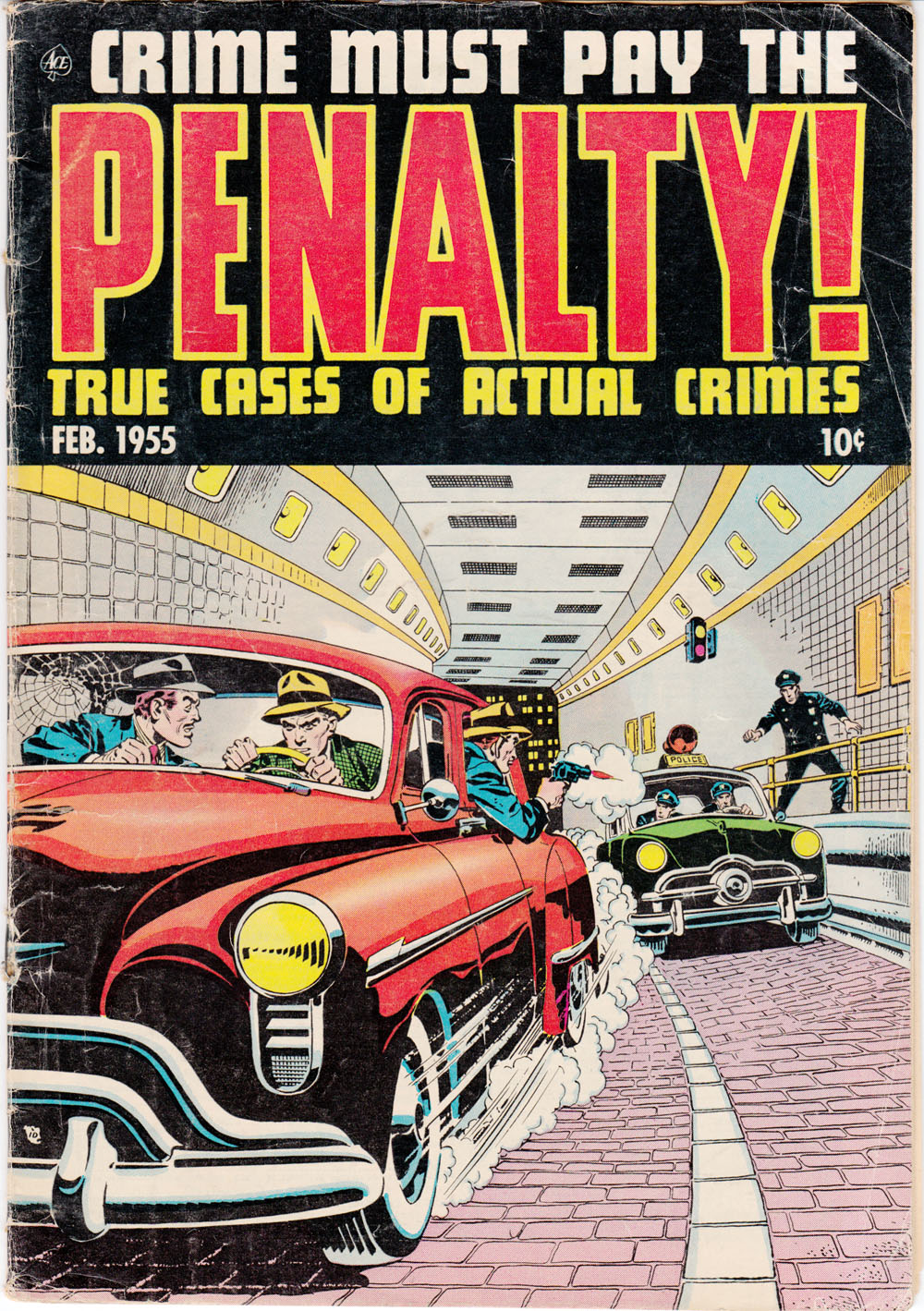 Crime Must Pay the Penalty Vol 2 43