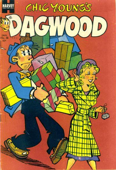 Dagwood Comics Vol 1 38