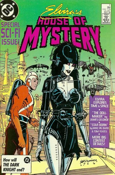 Elvira's House of Mystery Vol 1 7