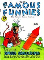 Famous Funnies Vol 1 72