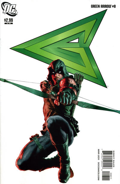 Green Arrow Vol 4 8