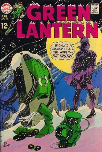 Green Lantern Vol 2 68