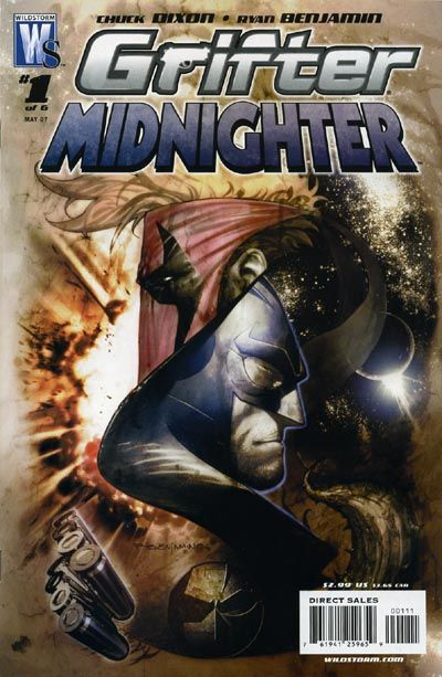 Grifter/Midnighter Vol 1 1