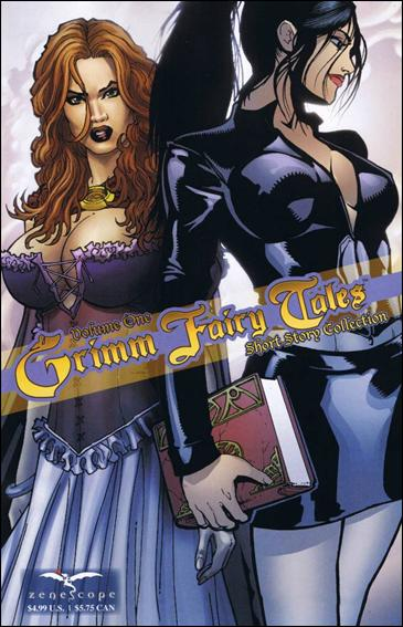 Grimm Fairy Tales: Short Story Collection Vol 1 1