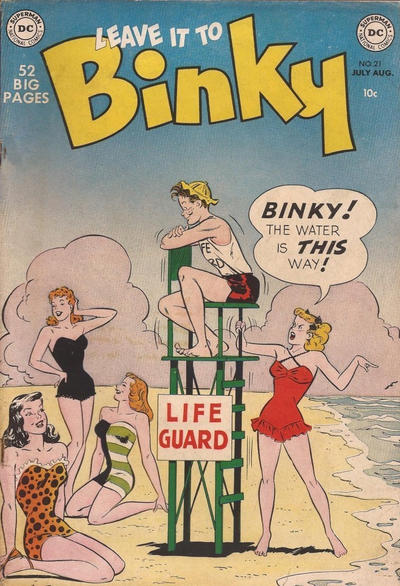 Leave it to Binky Vol 1 21