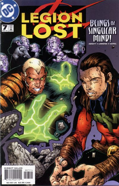 Legion Lost Vol 1 7