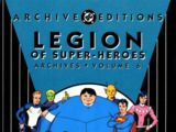 Legion of Super-Heroes Archives Vol 1 6