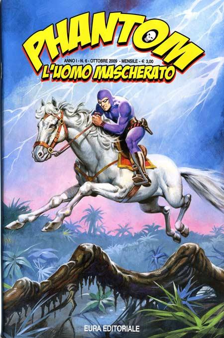 Phantom - L'Uomo Mascherato Vol 1 6