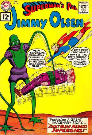 Superman's Pal, Jimmy Olsen Vol 1 57.jpg