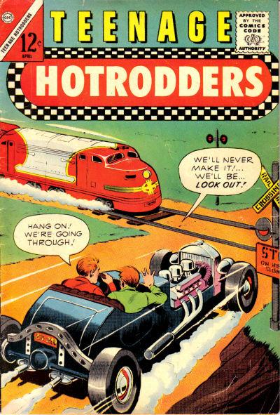 Teenage Hotrodders Vol 1