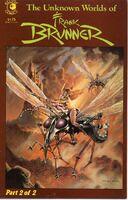 Unknown Worlds of Frank Brunner Vol 1 2