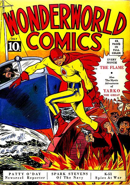 Flame (comics)