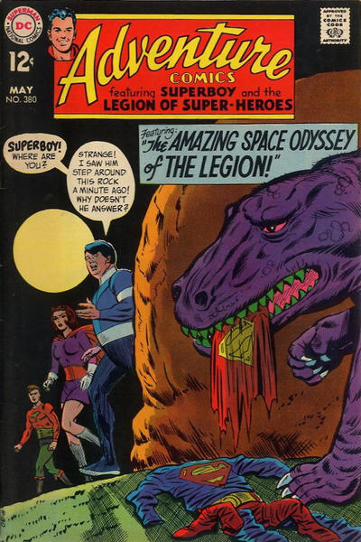 Adventure Comics Vol 1 380