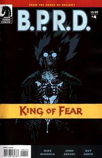 B.P.R.D.: King of Fear Vol 1 4
