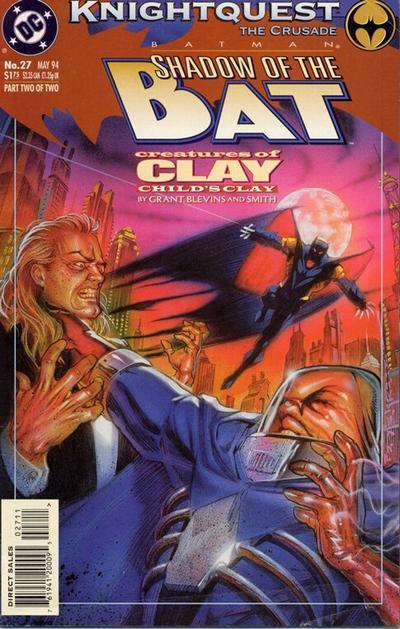 Batman: Shadow of the Bat Vol 1 27