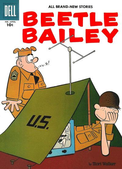 Beetle Bailey Vol 1 9
