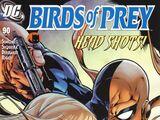 Birds of Prey Vol 1 90