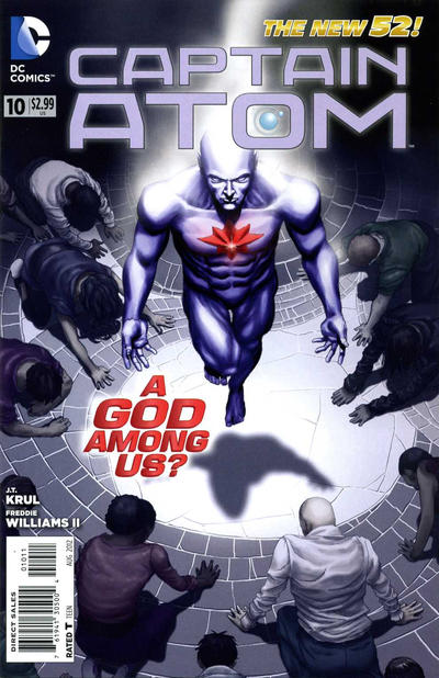 Captain Atom Vol 2 10