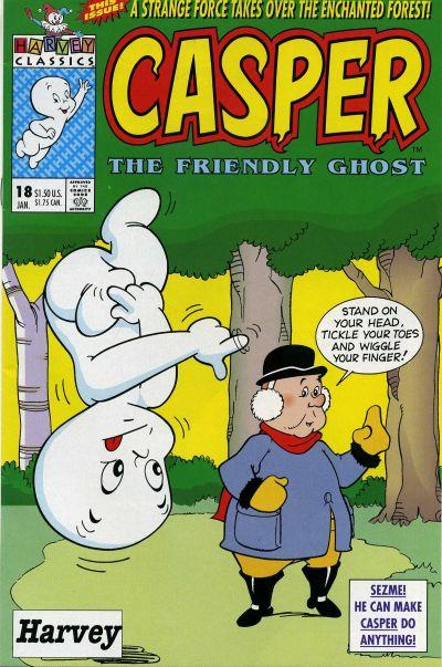 Casper The Friendly Ghost Vol 2 18