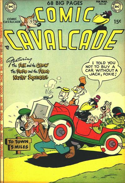 Comic Cavalcade Vol 1 49