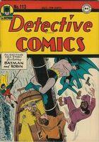 Detective Comics Vol 1 113