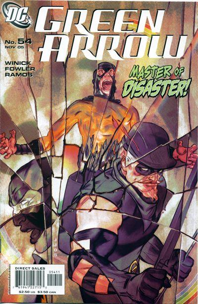 Green Arrow Vol 3 54