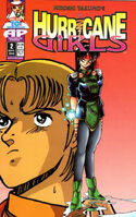 Hurricane Girls Vol 1 2