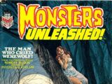 Monsters Unleashed Vol 1 1