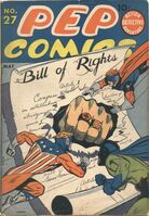 Pep Comics Vol 1 27
