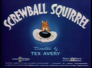 Screwball Squirrel (1944 short film)