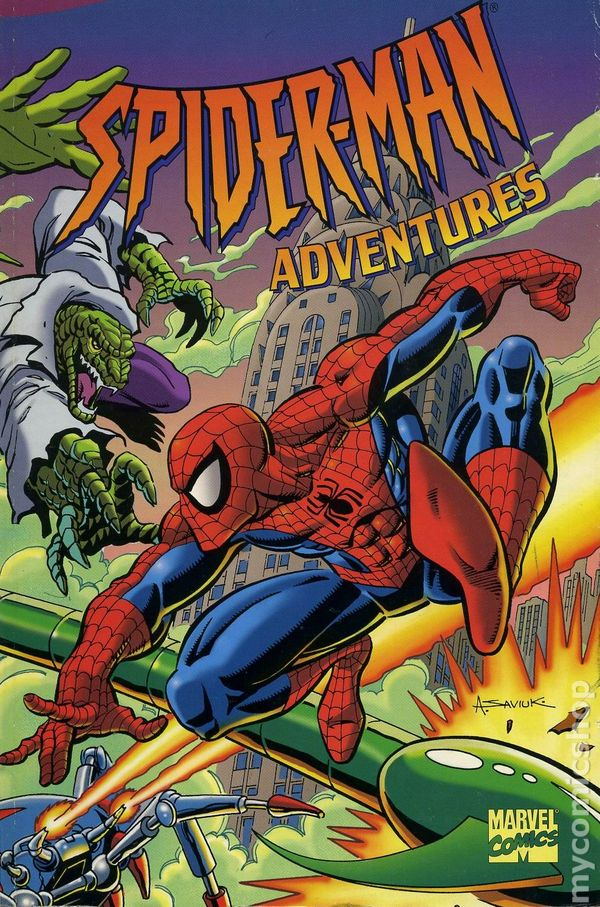 Spider-Man Adventures (Collected) Vol 1 1