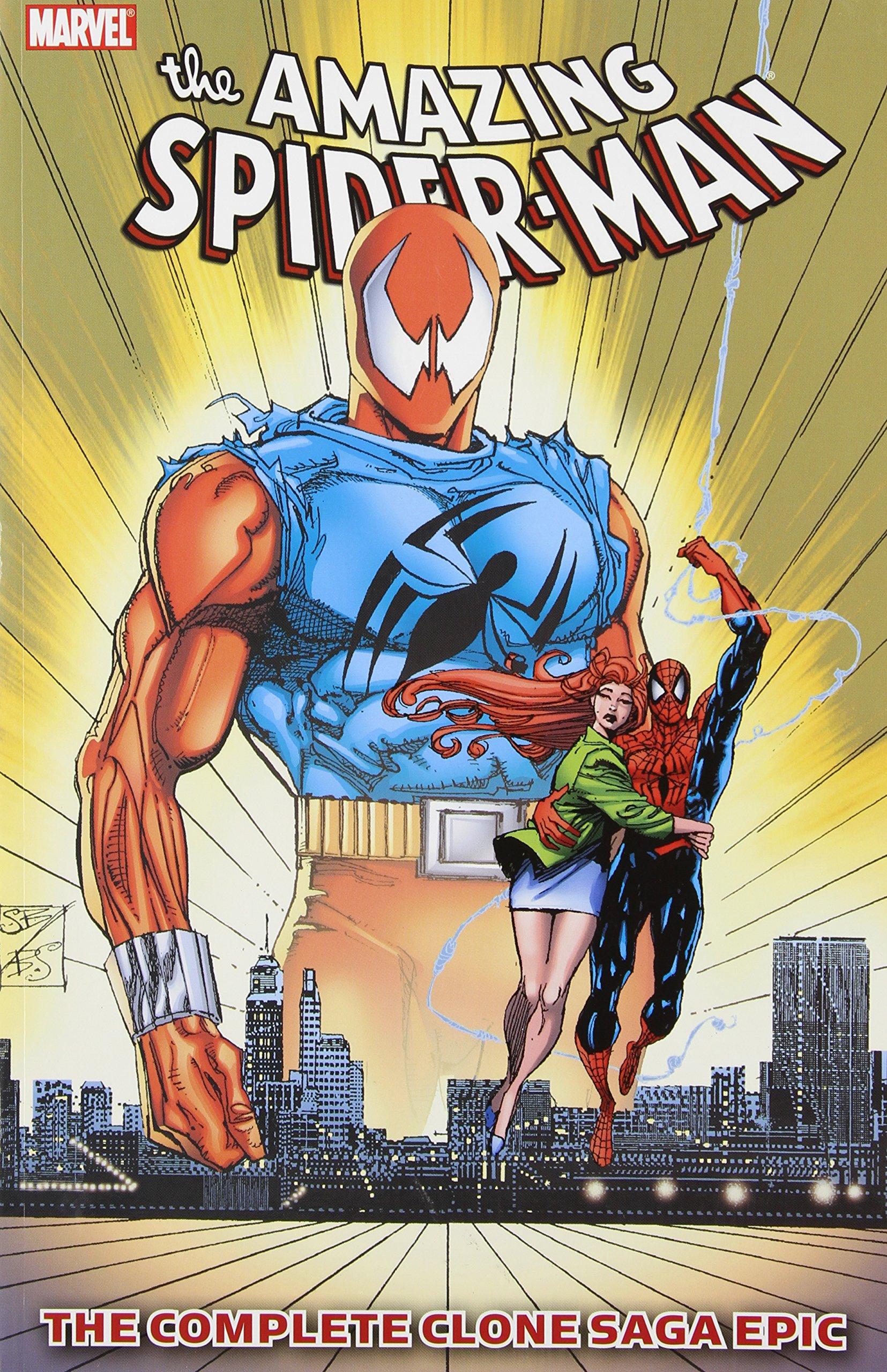 Spider-Man: The Complete Clone Saga Epic Vol 1 5