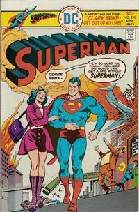 Superman Vol 1 298