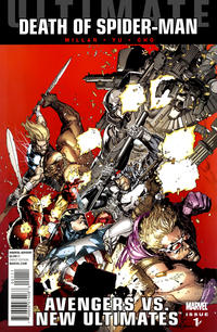 Ultimate Avengers vs. New Ultimates Vol 1 1