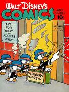 Walt Disney's Comics and Stories Vol 1 13
