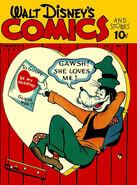 Walt Disney's Comics and Stories Vol 1 5