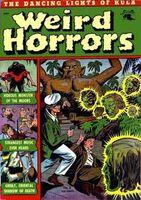 Weird Horrors Vol 1 2