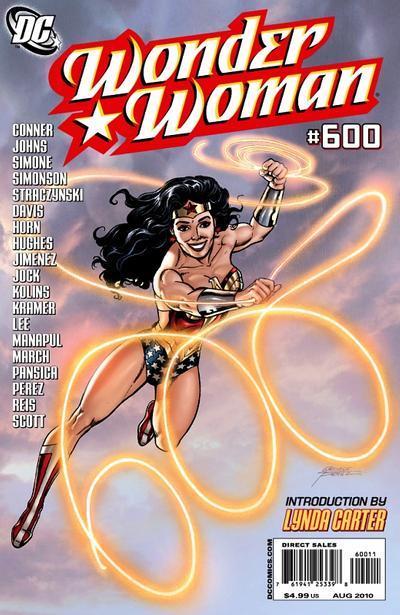 Wonder Woman Vol 1 600