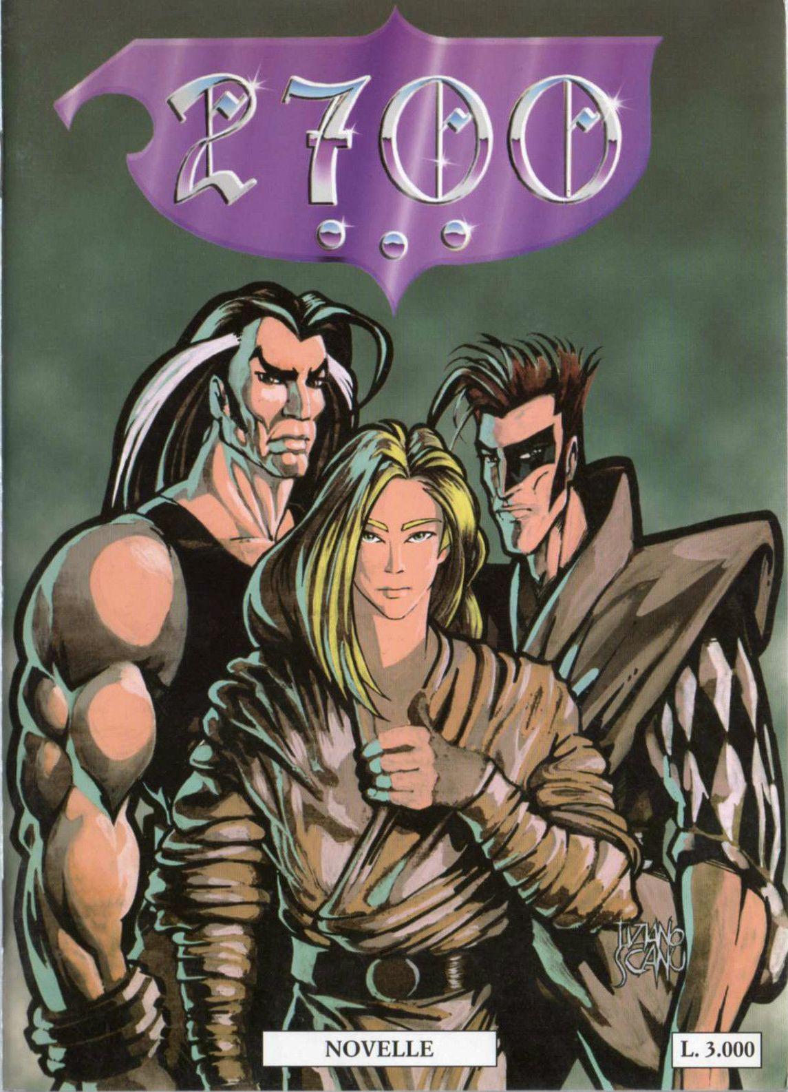 2700: Novelle Vol 1 1