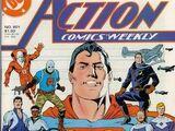 Action Comics Vol 1 601