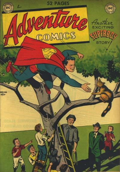 Adventure Comics Vol 1 146
