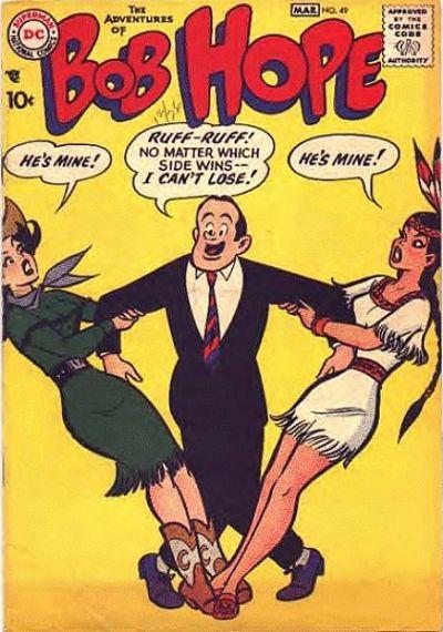 Adventures of Bob Hope Vol 1 49