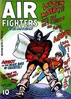 Air Fighters Comics Vol 1 12