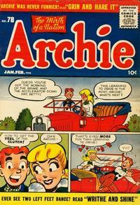 Archie Vol 1 78