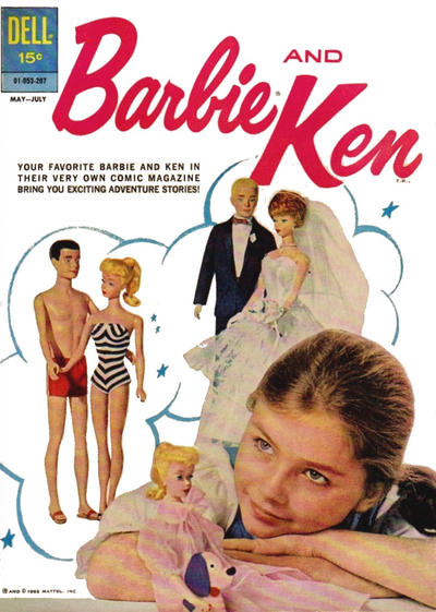 Barbie and Ken Vol 1 1