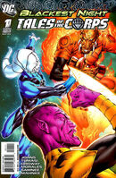 Blackest Night Tales of the Corps Vol 1 1