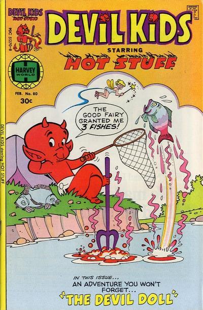 Devil Kids Starring Hot Stuff Vol 1 80